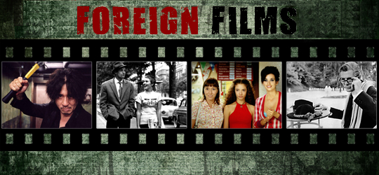 Foreign films and discussion