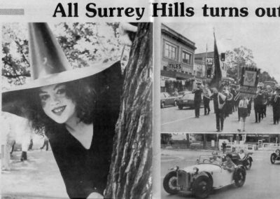 Surrey Hills Neighbourhood Centre History
