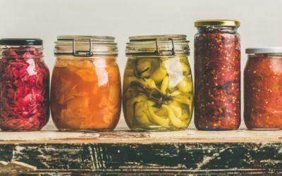 Fermented Veggies & Sauerkraut