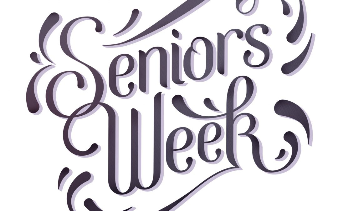 Seniors Week – NEW