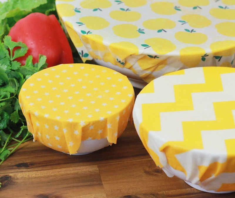 Beeswax wraps – back by popular demand!